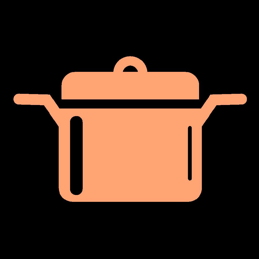 Wir bevorzugen hausgemachtes Essen anstatt Convenienceprodukte: unser Kartoffelpüree wird aus frischen Kartoffeln und Bio-Milch hergestellt, Frikadellen werden per Hand gerollt und Salatsoßen nach eigener Rezeptur zubereitet.
